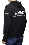 RAYS Wheels - Men's Pull Over Hoodie - Black